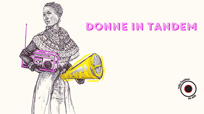 Donne in Tandem: il podcast!